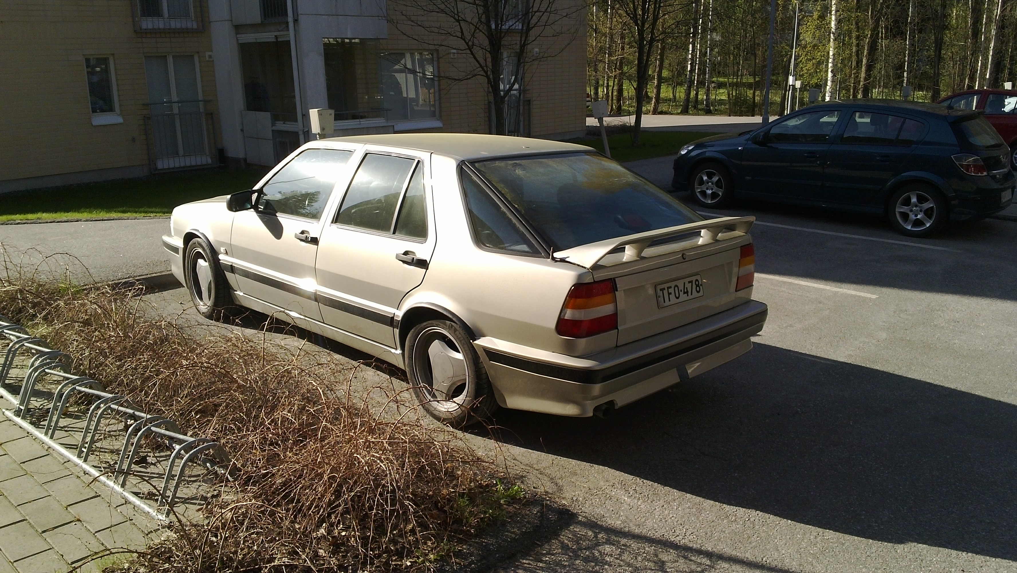 So now I have a 9000 CC with all the trimmings from a 1996 CSE 341433160f230